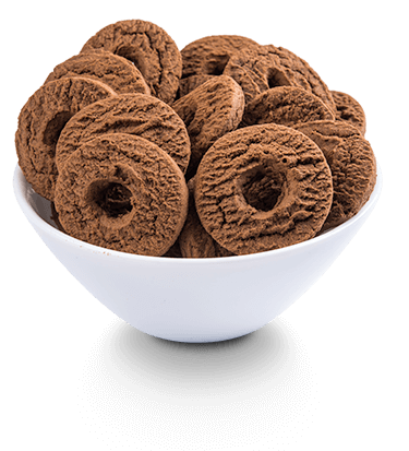 Rosquinhas de Chocolate